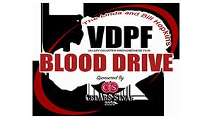 VDPF Blood Drive Logo 2020